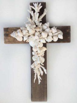 Raw Timber Cross 2