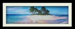 Island Breeze (black frame)