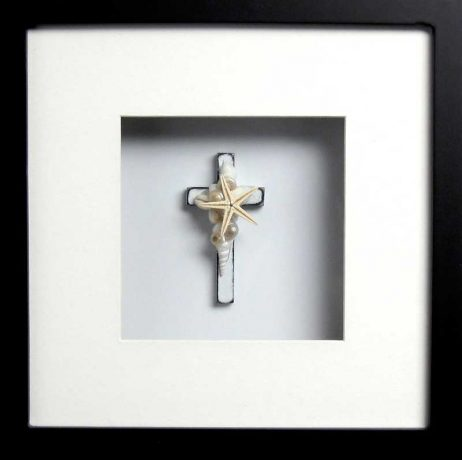 Signature Cross (Black Frame)