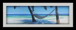 A Place To Be - with Black frame