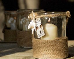 Hurricane Glass Candle Lanterns