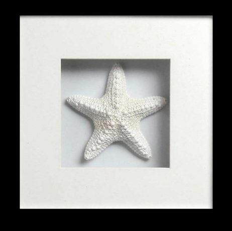 Jungle Starfish (black frame)