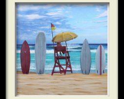 Lifeguard (black frame)
