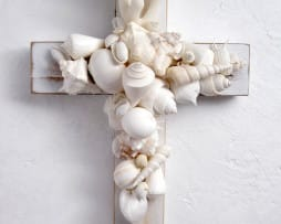 Shabby Chic Cross